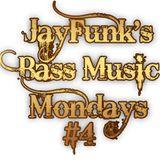 JayFunk's Bass Music Mondays #4 (Mixed by Fiasko Daniels)