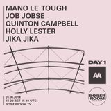 Mano Le Tough @ Boiler Room x AVA Festival, Belfast - 01 June 2018