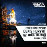 Khalil Suleman - V/AGE #002 with Denis Horvat - 29.12.2017