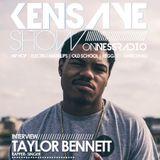 Taylor Bennett interview - Kensaye Show - Ness Radio