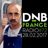 DnB France radio 072 - 28/02/2017 - Hosted by Mc Fly Dj