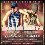 B.I.G.WiLLiE 80s & 90s HipHop / RnB - Wednesday Nights @ Gaspars Grotto 11.25.15
