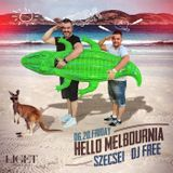 2014.06.20. - Dj Free & Dj Szecsei Live - LIGET - HELLO MELBOURNIA!