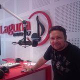 Ovako smo počeli dan na Radio Laguni... Marko je orao drumove...