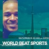 World Beat Sports Live from Jerfest 2017 - Saturday August 12 2017