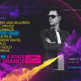KhoMha - live at Ultra Music Festival 2016, A State of Trance 750 stage (Miami) - 20-Mar-2016