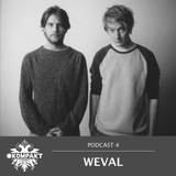 KOMPAKT PODCAST #4 WEVAL (DJ Set) at Red Light Radio