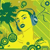 "HipHop Downtempo - ""Palm Beach"" (playa/beach) Sant Feliu de Guixols"