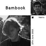 Bambook - fabric x Culprit Mix