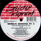 Toru S. Mid 90's House - June 26 1995 ft.David Morales, Clivilles & Cole, Angel Moraes