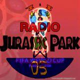 """""""Casiotones y Algodón"""" /// RADIO Jurassic Park /// Episode 5: FIFA Russia 2018 World Cup se"""