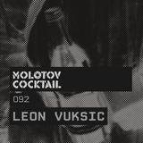 Molotov Cocktail 092 with Leon Vuksic
