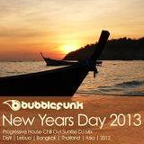 Progressive House DJ Mix | Thailand Asia | New Years Day Chill Out DJ Mix