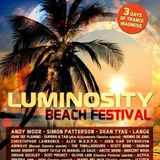 Menno de Jong live @ Luminosity Beach Festival (Bloemendaal aan Zee, The Netherlands) - 06.07.2014