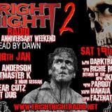 Frightnight Radio 2nd Birthday Rinse Out Journey - Dave Faze