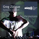 Episode 11/2016 | Greg Zizique | Littlesouth - the podcasts