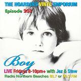The Hoarders' Vinyl Emporium 203 - 'Boys'