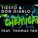 Tiësto & Don Diablo feat. Thomas Troelsen - Chemicals (Nikolarn Remix) [1 HOUR VERSION]