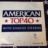 American TOP 40 with Shadoe Stevens, 10th of October, 1992, edited show