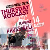 Thursday Podcast on Beach Radio UK - Deep House Mix (Rod feat. Kross Well)