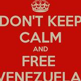 DJ Mix - Don´t keep calm - Free Venezuela