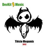 Tiesto Megamix 2012 (Mixed by DJ Phonex)
