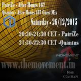 After Hours 187 (Guest Mix) Movement Radio_26-12-15