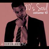 80's Soul Mix Volume 10 (April 2015)