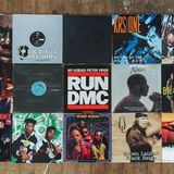 Crates of Plenty Show #15 Hip Hop Special - Digging Deep In the Crates/Vinyl only!!!