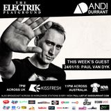 Electrik Playground 24/01/15 - Paul Van Dyk