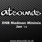 DNB Madman Minimix