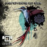 Onirika DJ Set / March 2018