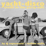 Yacht Disco - Credit To The Party-Edit (by dj supermarkt / too slow to disco)