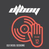 DJ Stevie Nicholl - Old Skool Mix Vol 12 February 2013