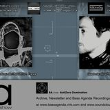 Bass Agenda 114 : AntiZero special with AlienSexToy & Dj Vtr