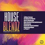 House Blendz Guest Mix By Jullian Gomes