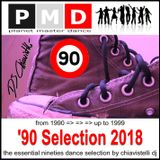 Planet Master Dance '90 Selection 2018