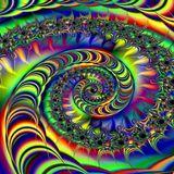Spiraloïde by Thierry Lebon