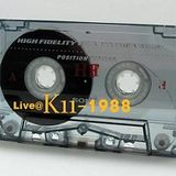 Live@K11 Roby Maas 1988