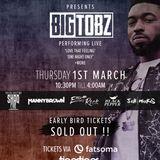 @LituationUK Presents BIG TOBZ by Manny Brown - PROMO MIX