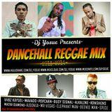 -DJ YOSUE PRESENTS- DANCEHALL REGGAE MIX -2013-2014-