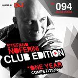 Club Edition 094 with Stefano Noferini