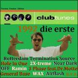 Club Tunes 1992 die erste
