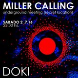 Doki - Miller Calling @Private Party - Villa Urquiza 2.7.16.