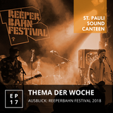 St. Pauli Sound Canteen #17 vom 17.09.2018