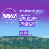 Mano Le Tough Boiler Room Berlin Dj Set 2014