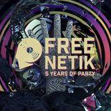 Freenetik Party 5 Years Anniversary Promo Mix by Sundaze