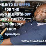 DJ Dapps Mixs And Blend Show, 027. 05-07-2016