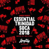 LargeUp x NicPena Essential Soca 2018