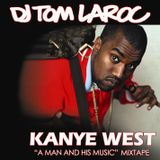 Kanye West- A Man And His Music- 2005 Top Mixtape